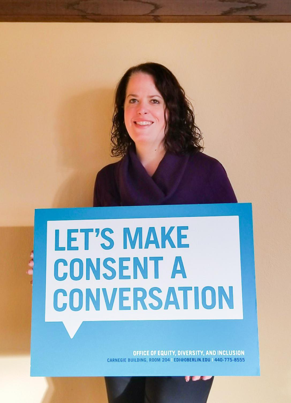 Title IX Coordinator Rebecca Mosely