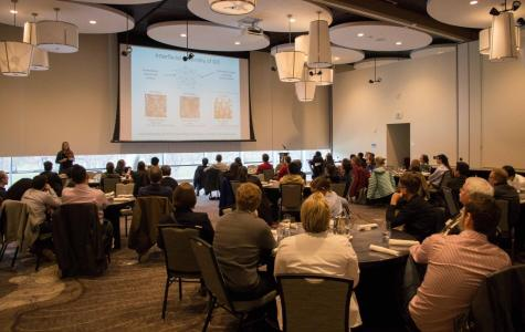 Chemistry Students Showcase Research at Meeting-In-Miniature Symposium