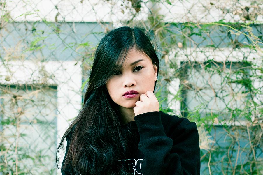 Ruby Ibarra, rapper.