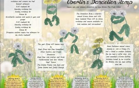Oberlin's Dandelion Romp