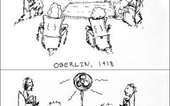 Oberlin: 1918 vs. 2018