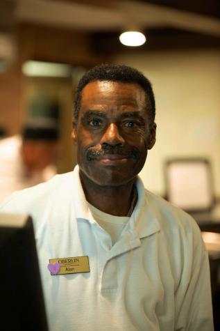 Alan Jones, Fourth Meal Cashier