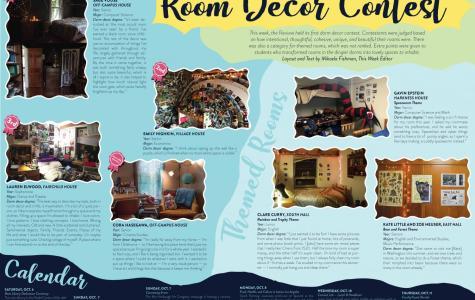 Dorm Decor Contest