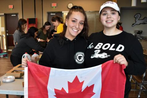 Softball Celebrates Canadian Thanksgiving