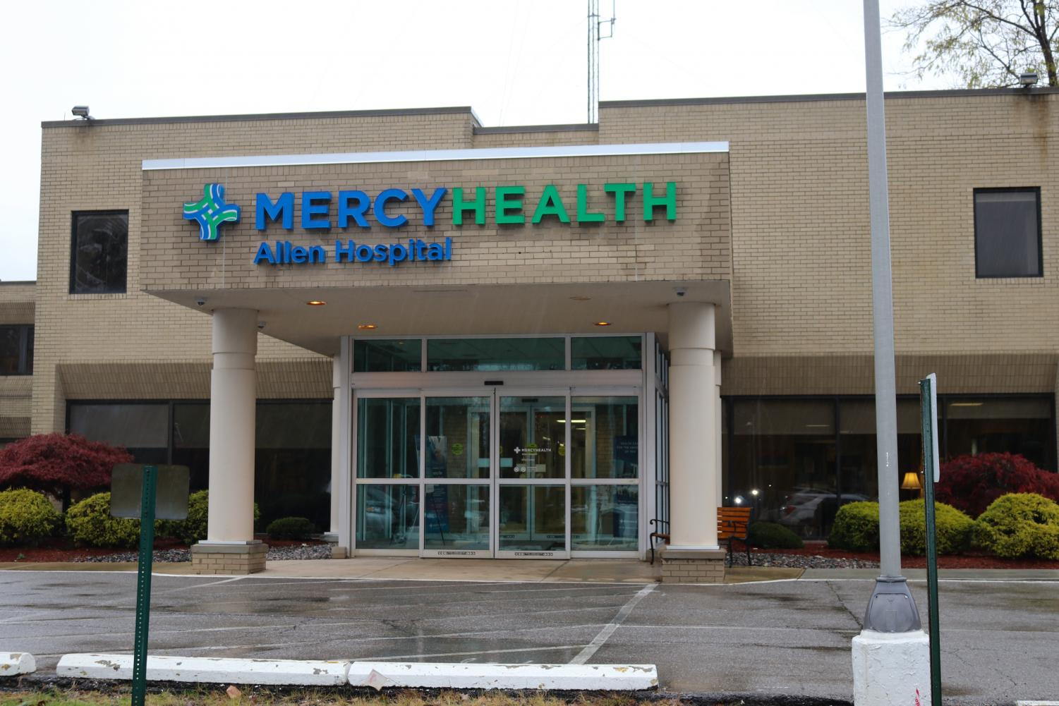 Mercy Allen Hospital will be begin construction on a new wing, set to open winter 2019.