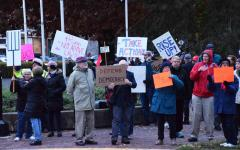 Lorain County Rising Leads Protest