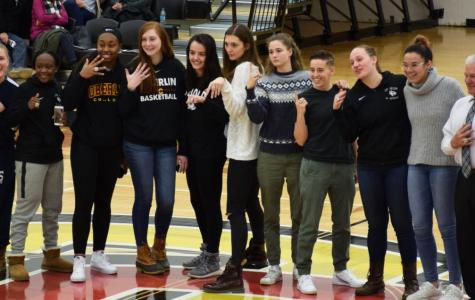 Women's Basketball Gets New Bling