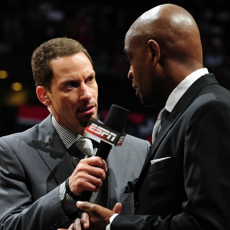 In The Locker Room with Chris Broussard, Sports Analyst and Oberlin Varsity Basketball Alum