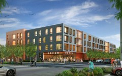Three Alums Plan to Erect The Tappan