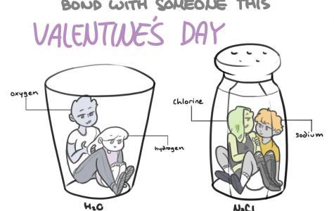 Valentine's Day Comic