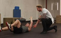 In The Locker Room with Collin Taylor, T3 Performance Athletic Trainer and YeoFit Instructor