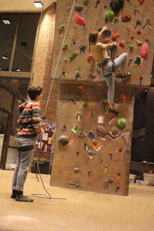 As Rock Climbing Enters Mainstream, Accessibility Concerns Remain