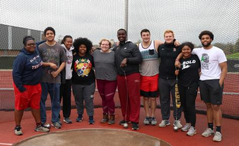 Oberlin's Hammer Throwers Compete With Passion, Win Big, Despite Dangers