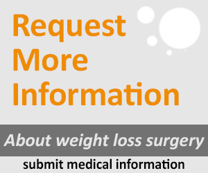 Request Weight Loss Surgery Info