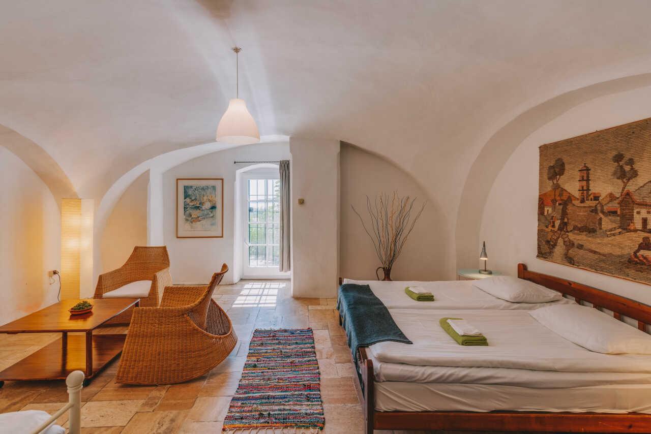 Óbester Panzio Badacsony - rooms 4