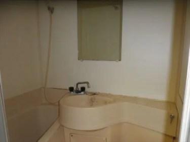 不用品処分でバスルームがキレイに片付いた