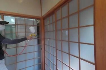 大阪の自宅 究極のコロナ予防対策 内壁を抗菌・抗ウイルスコーティングサービス 大阪のウイルス感染症対策なら専門業者のトリプルエス