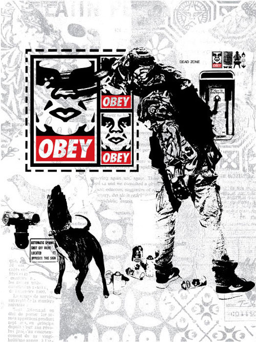Obey WK