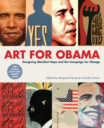 Art for Obama Cover