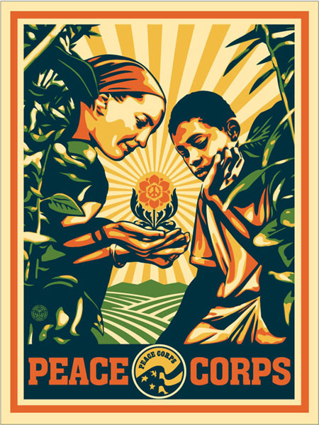 Marion's Peace Corps essays