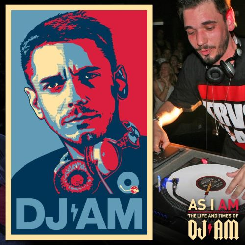 as i am  the life and time  of dj am