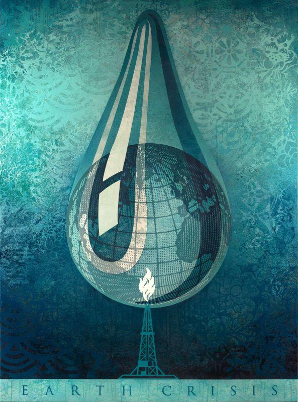 Earth Crisis Drop - Ob...