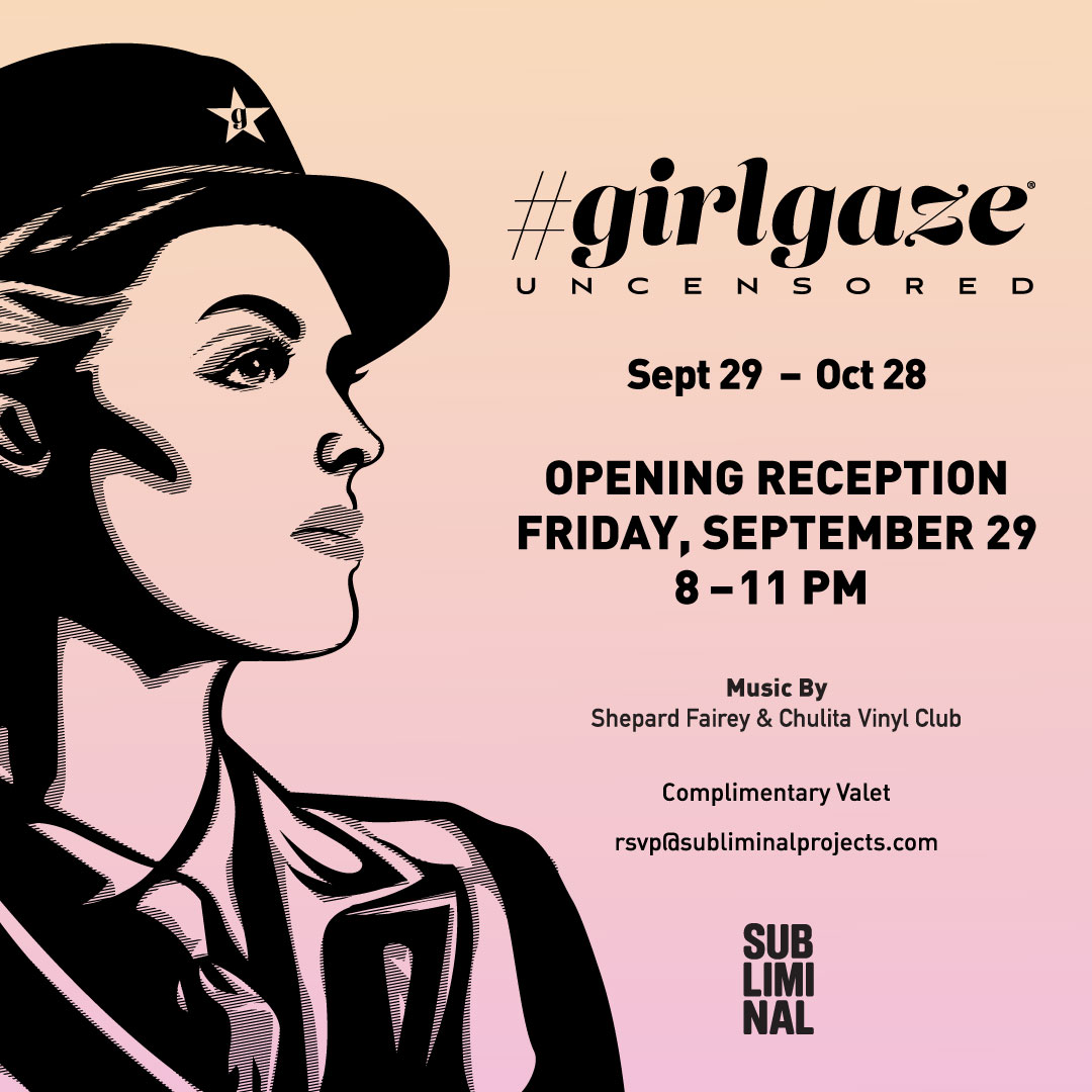 Image result for girlgaze subliminal projects