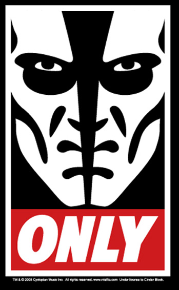 OBEY JERRY ONLY