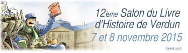 Salon du Livre d'histoire à Verdun