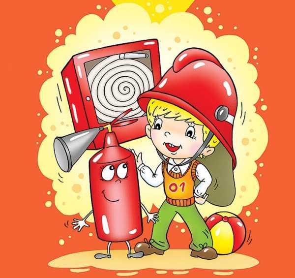Нарисовать пожарную безопасность – Красивые и интересные ...