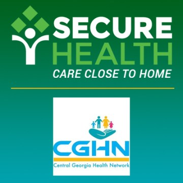 Central Georgia Health Network Secure Health in-network care