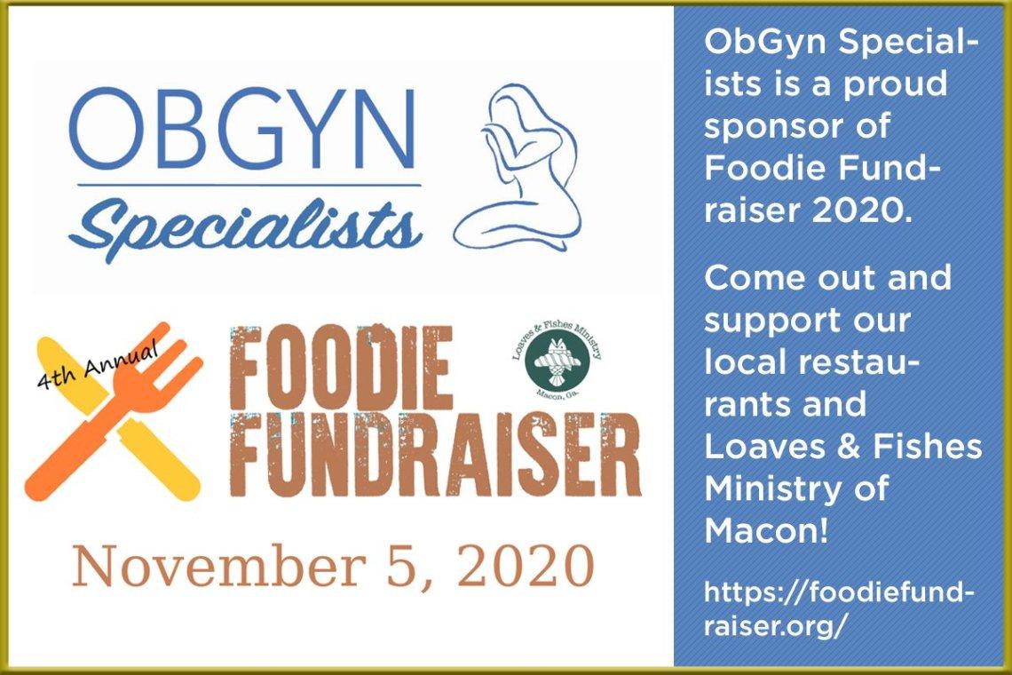 Foodie Fundraiser