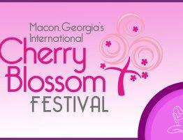 Macon's Cherry Blossom Festival