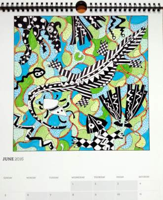Lillian Trettin art