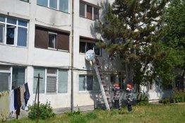 incendiu B2 Slobozia - 01