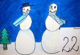 tablouri elevi Scoala Gimnaziala Sf Andrei Slobozia (12)