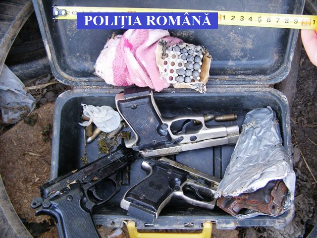 arme pistol