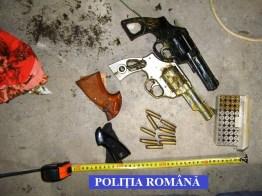 arme pistol munitie