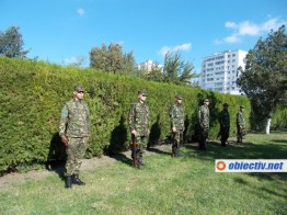 cimitirul eroilor slobozia - reinhumare aviator cirstea dorobantu - 15