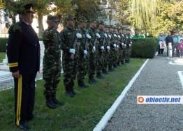 cimitirul eroilor slobozia - reinhumare aviator cirstea dorobantu - 18