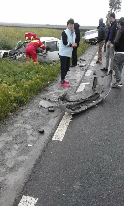accident dn21 slobozia noua - iazu 01