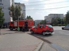 incendiu fast food central slobozia - 11