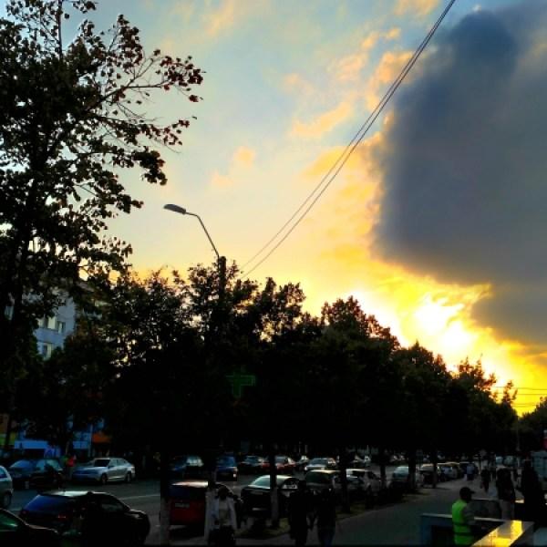 Ialomița: Cod Galben de instabilitate atmosferică accentuată