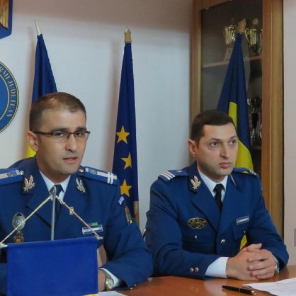 Ialomița: Jandarmeria recrutează tineri candidați pentru două școli de subofițeri