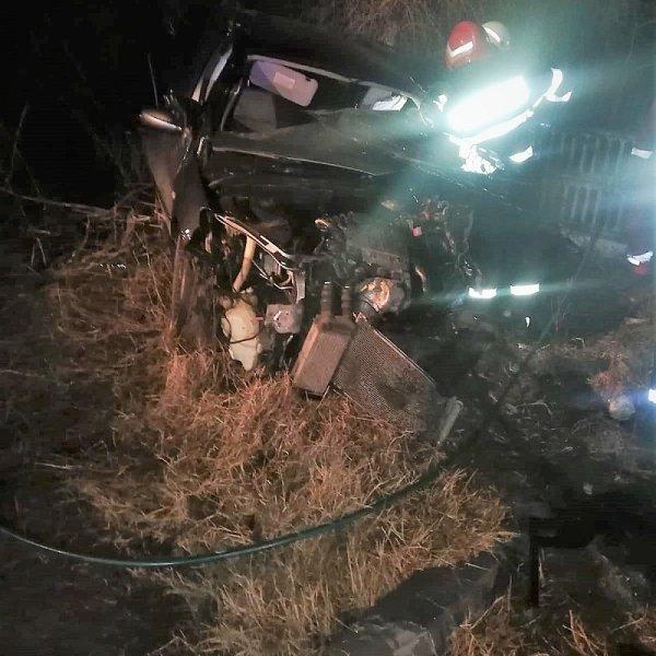 Ialomița: Accident mortal la Slobozia Nouă. Două persoane și-au pierdut viața
