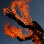Man Sets Wife Ablaze In Ebonyi For Not Giving Birth To A Male Child