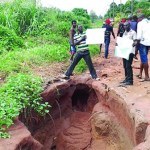 SOS: Oduke Community Cries Out, As Flood Takes Over Community