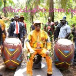 Gov. Obiano Experiences Gulder Ultimate Search Challenge at Aguleri Jungle