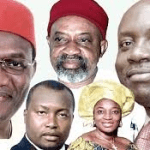 Anambra 2015: Intrigues Played by Political Parties and Aspirants