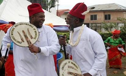 igbo-people Speaking Igbo Language